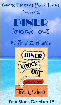 diner knock out SMALL BANNER