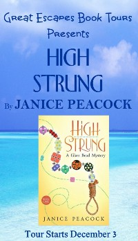 HIGH STRUNG small banner