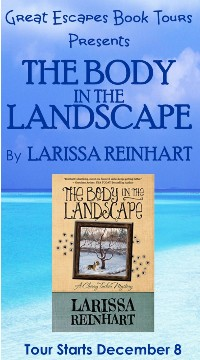 THE BODY IN THE LANDSCAPE SMALL BANNER