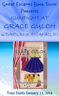 GUNFIGHT GRACE GULCH small banner