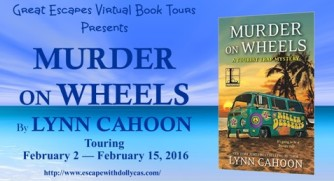 MURDER ON WHEELS large banner331