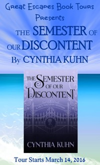 SEMESTER OF OUR DISCONTENT small banner
