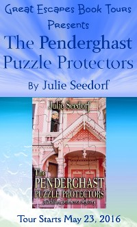 The Penderghast Puzzle Protectors small banner
