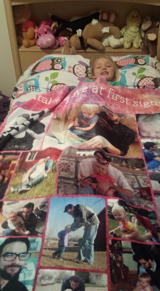 natalie blanket