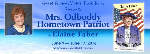 mrs odboddy hometown patriot by elaine faber escape with