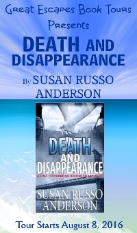 DEATH AND DISAPPEARANCE small banner