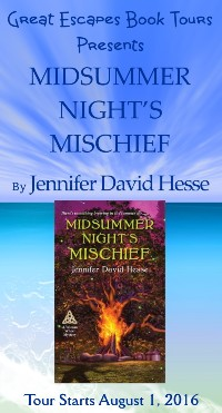 MIDSUMMER NIGHTS MICHIEF small banner