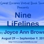 Nine LiFelines by Joyce Ann Brown