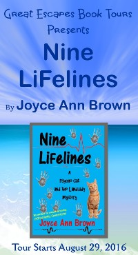 NINE LIFELINES small banner