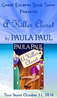 A KILLER CLOSET small banner