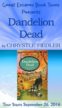 DANDELION DEAD small banner