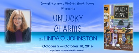 UNLUCKY CHARMS large banner448