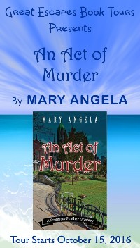 AN ACT OF MURDER small banner