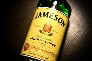 Favorite Hard Drink – Jameson
