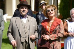 Hercule Poirot—the David Suchet role only