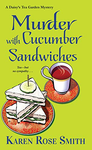 murder with cucumber sandwiches