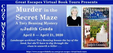 murder in the secret maze