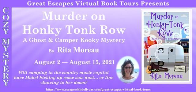 Murder on Honky-Tonk Row Banner