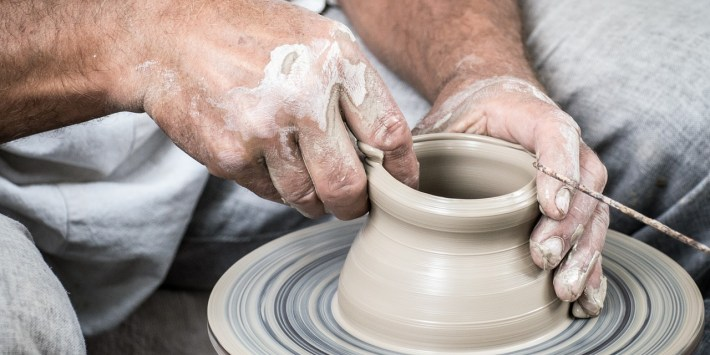 Intro to Pottery Wheel Classes: November-December 6-week online