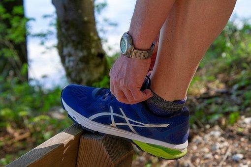 sports-running shoe