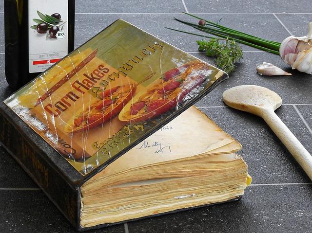 Recipe book