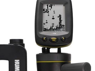humminbird 110 fishin buddy 4-inch fishfinder review