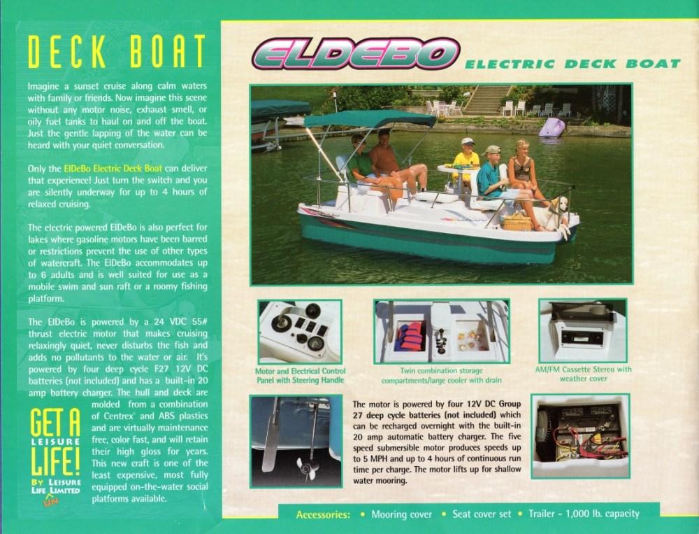 medium resolution of eldebo 1998 sales brochure escboats com leisure life ltdeldebo wiring diagram 8