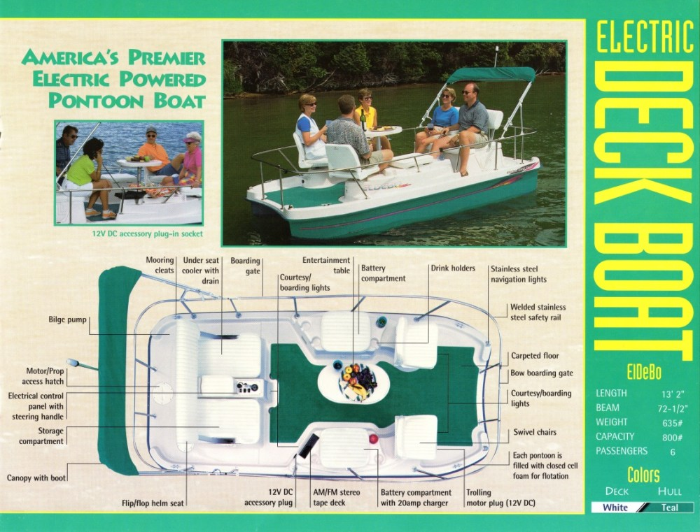 medium resolution of eldebo wiring diagram wiring diagram techniceldebo 1998 sales brochure escboats com leisure life ltd eldebo wiring