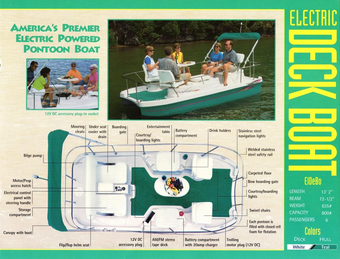 hight resolution of eldebo wiring diagram wiring diagram techniceldebo 1998 sales brochure escboats com leisure life ltd eldebo wiring