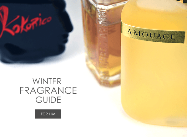Winter Warmers 'Pour Homme'