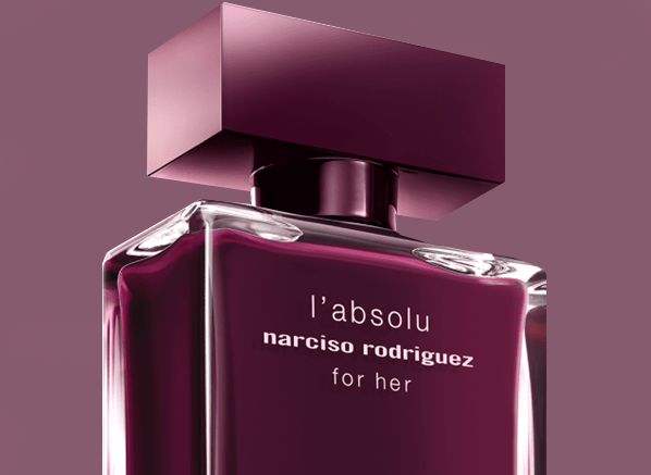 Click here to read my review of Narciso Rodriguez's for Her L'Absolu