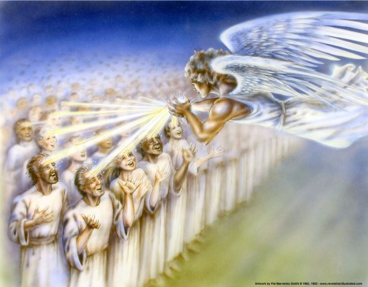 Image result for seal of GOd angel