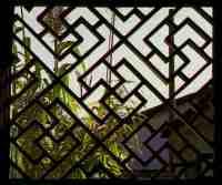 Lattice Window of Suzhou, quilt and patchwork, Symmetry ...