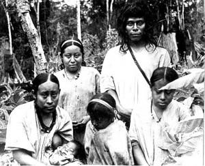 Familia Lacandona