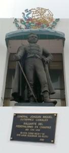 Joaquín Miguel Gutiérrez Canales (1796-1838).