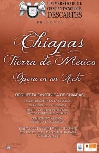 Concierto Chiapas Tierra de México