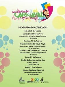 Carnaval Zoque Copainalá