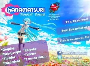 Hanamatsuri Convención