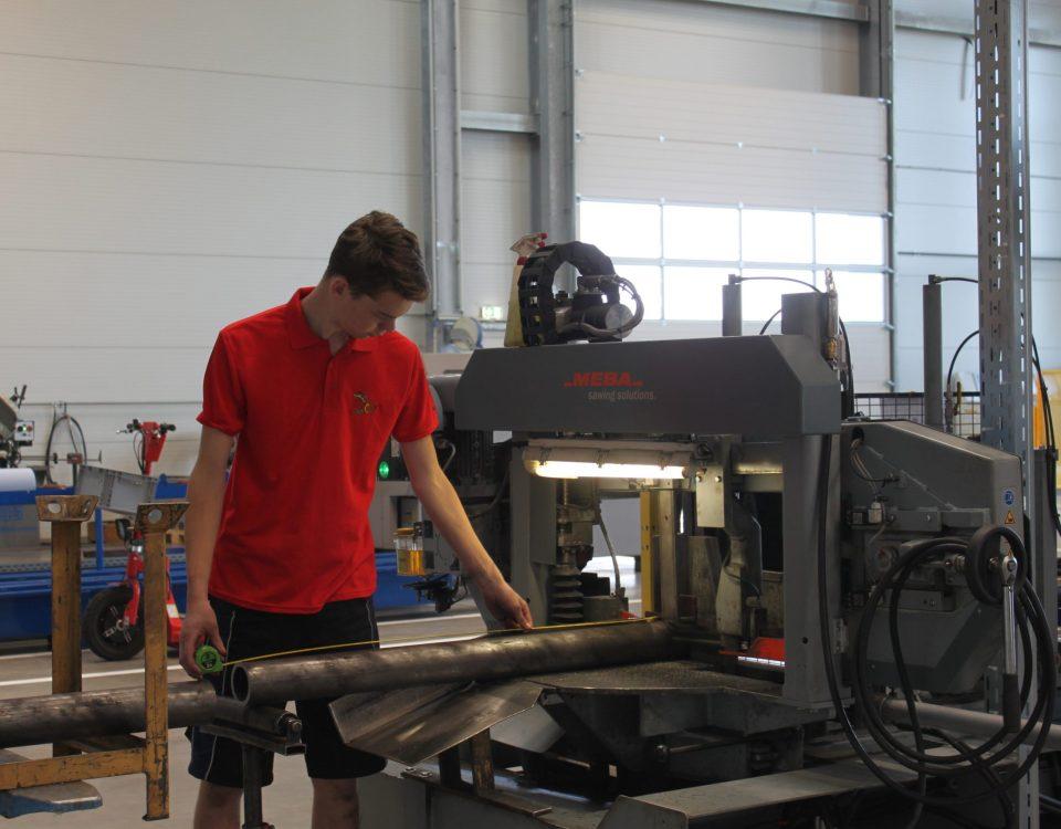 Lehrberuf Maschinenbautechnik