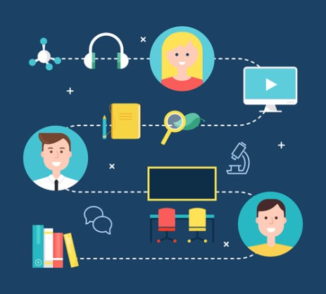 5 ways to bridge the gap between in-person and online learning