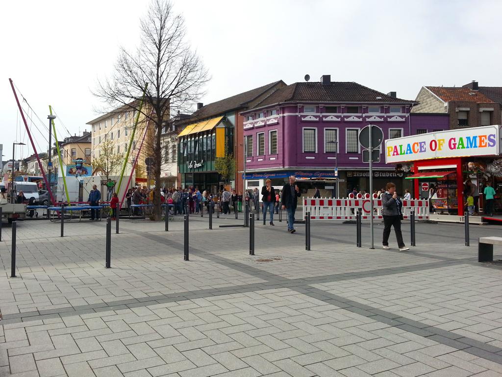 Stadt Eschweiler OldtimerAusstellung am Talbahnhof