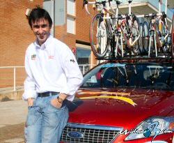 José Luis de Santos ciclismo españa selección