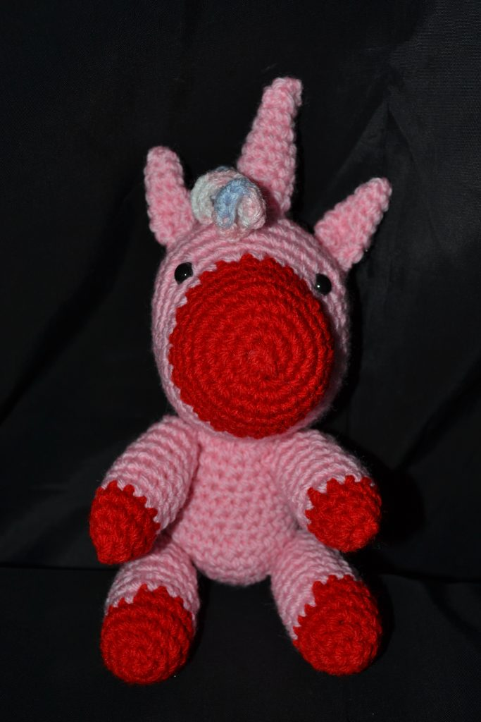 Unicornio Amigurumi by LocasDePatio on DeviantArt | 1024x683