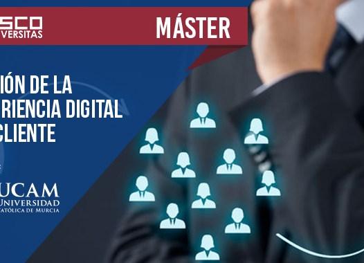 Máster Online en Gestión de la Experiencia Digital del Cliente