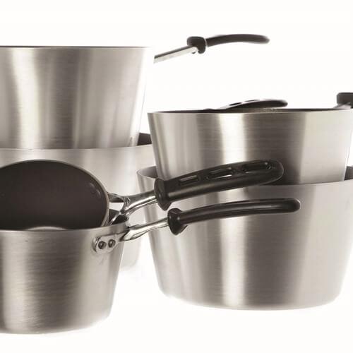kitchen pots unusual gadgets proper ways to clean your utensils escoffier online