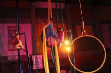 Culminância do Curso de Iniciação às Artes Circenses 2015.1