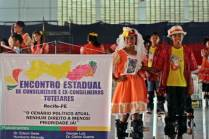 Quadrilha EPC na Roça no Encontro Estadual de Conselheiros e Ex-Conselheiros Tutelares de Pernambuco 2016.