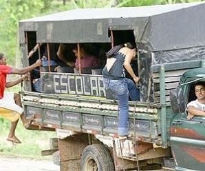 Ministério Público requer na Justiça adequação do transporte escolar