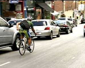 Entregas via bicicleta além de mais baratas, ajudam a melhorar a saúde do planeta