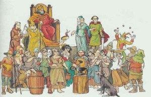 SP-feudal